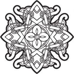 Celtic Ornament Decor