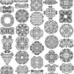 Collection Of Celtic Knot