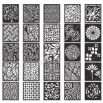 Decorative Motifs Drawing