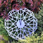 Geometric Clock CNC Template