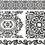 Ornament Baroc Elements