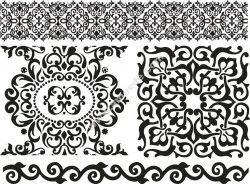 Ornament Baroc Elements