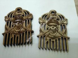 Pirate Beard Comb