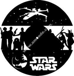 Star Wars watch