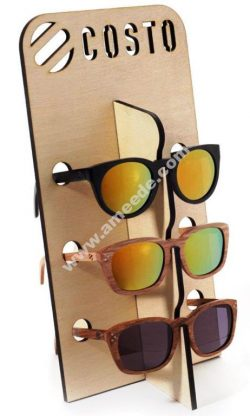 Sun glasses Holder