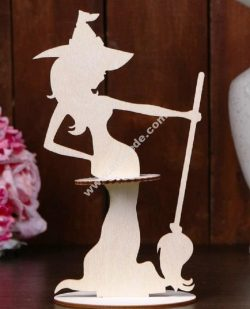 Witch Napkin holder