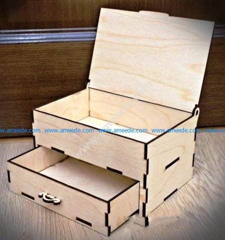 Women's jewelry box