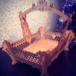 Wooden Basket