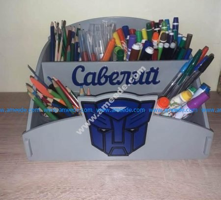 autobot icon pen box