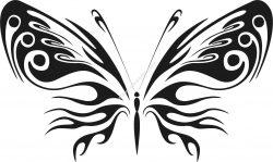 ghost butterfly