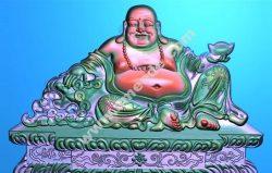 jilac buddha statue