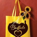 print pictures on bag that love the world