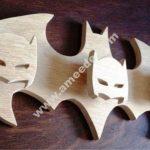 batman cartoon hanger