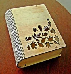 Book casket