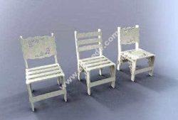 Chair flat