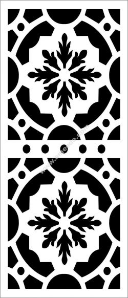 Snowflake motifs