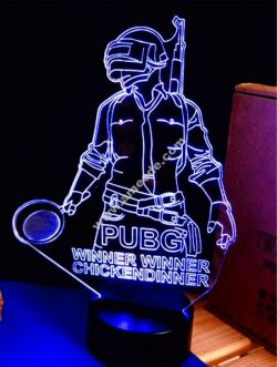 The lamp on the game PUBG