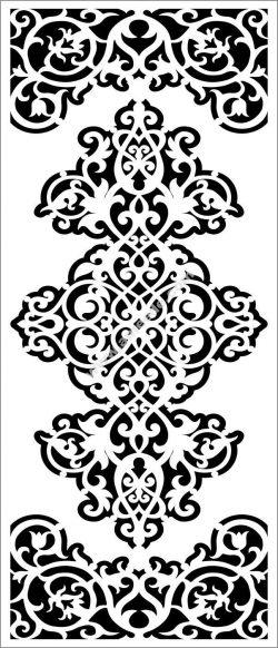decorative partition