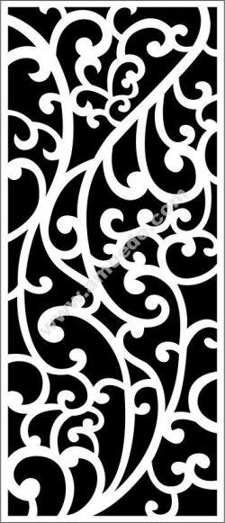 decorative partition vector