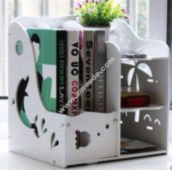dolphin bookshelf