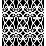 partition decoration free vector