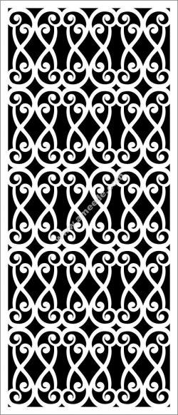 partition decoration free vector