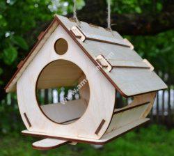 Birdhouse Free Vector