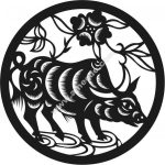 Buffalo – Second zodiac