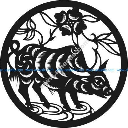Buffalo - Second zodiac