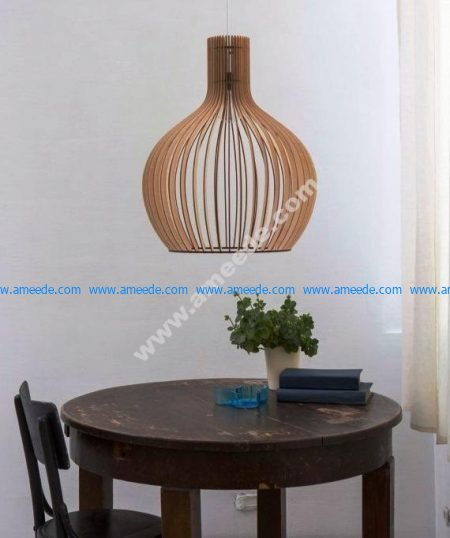 Chandelier Pear Shape Hanging Lamp Light