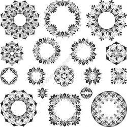 Circle cali design
