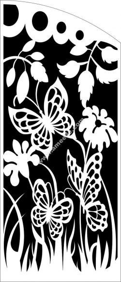 Design of butterfly motifs