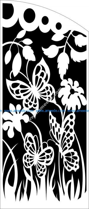 Design of butterfly motifs