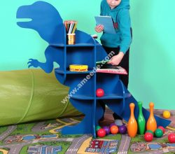 Dinosaur T-Rex Shelf Furniture CNC Plans
