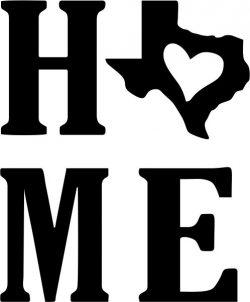 Home t-shirt print image