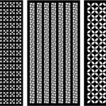 Household ventilation vector template