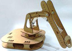 hydraulic arm model