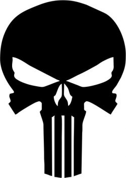 Image printed skulls mutant T-shirt