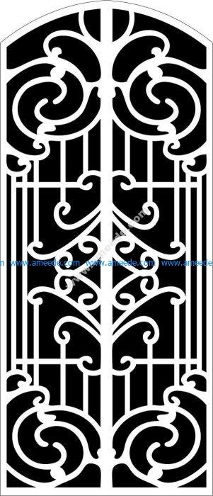 Iron door designs