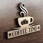 Logo design cafe brand logo