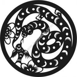 Snake - the sixth zodiac
