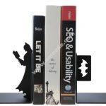 Superhero Batman Bookend Book Stopper