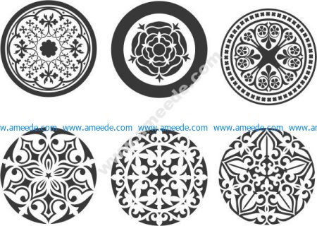 Graphic Design Vector | Download free files vector for CNC