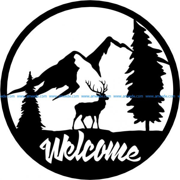 Welcome to the deer forest