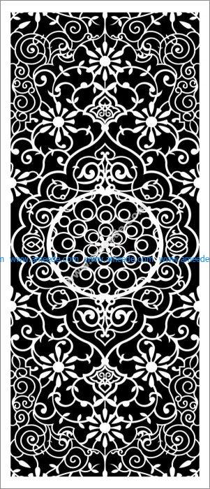 baffle muslim pattern texture