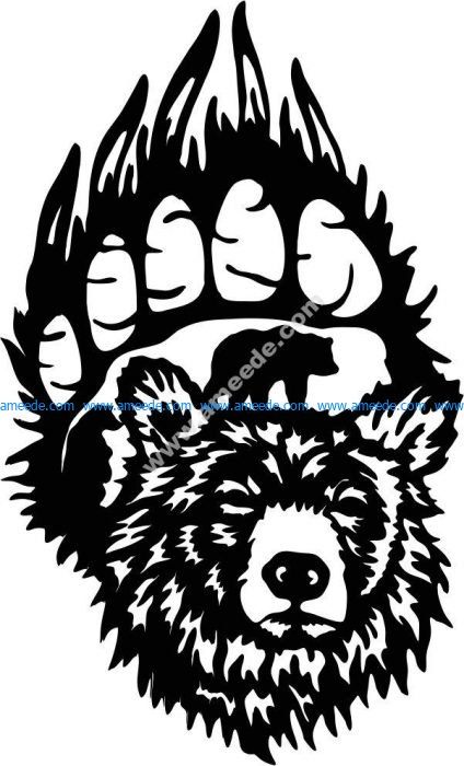 bear paw panel