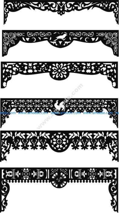 cnc engraving pattern