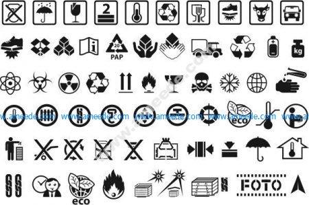 commodity symbol set