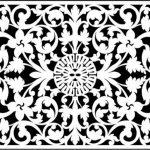 flower partition symmetrical