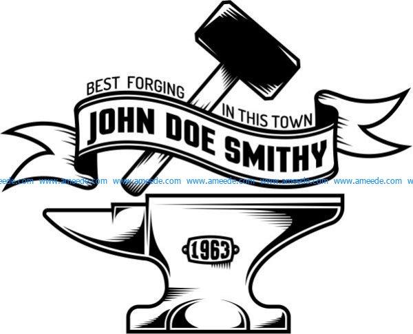 image printed john doe smithy